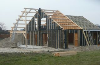 ETAPES D'UNE CONSTRUCTION